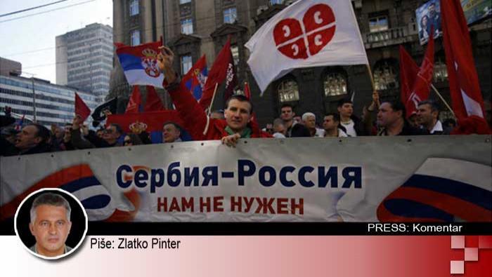Vučića ruše gori od njega - kriminalci i 'ušminkani' velikosrpski fašisti | Domoljubni portal CM | Press