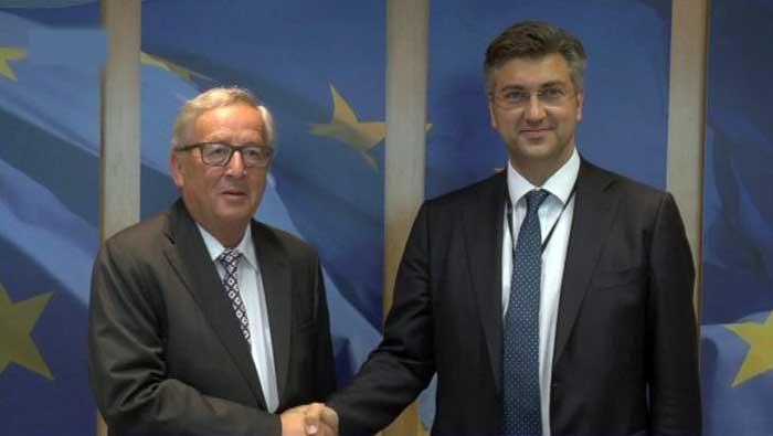 Plenković od Junckera traži iznimku za Vukovar