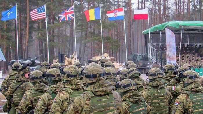 Mike Pompeo s hrvatskim vojnicima u Poljskoj | Domoljubni portal CM | Press