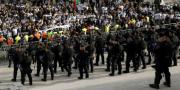 Prosvjed portugalskih policajaca