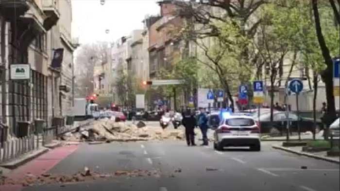 Potres u Zagrebu odnio život petnaestogodišnjakinje