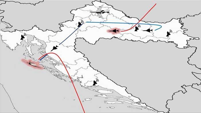 Uspješno provedena vježbovna zadaća uz potporu NATO komponente | Domoljubni portal CM | Press