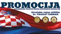 NAJAVA: Svečana promocija polaznika vojnih škola HVU-a u Vukovaru