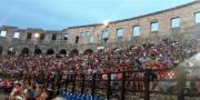 Održan nogometni revijalni spektakl u pulskoj Areni | Domoljubni portal CM | Sport