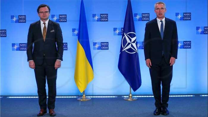 Stoltenberg poziva Rusiju da prestane s gomilanjem vojske oko Ukrajine