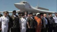 Ruski zrakoplovi stigli su u Caracas