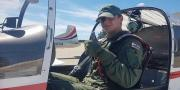 Prvi samostalni letovi 25. naraštaja vojnih pilota na ZLIN-u | Domoljubni portal CM | Press