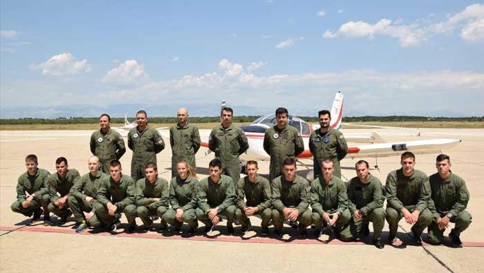 Završeno selekcijsko letenje novog naraštaja vojnih pilota | Domoljubni portal CM | Press