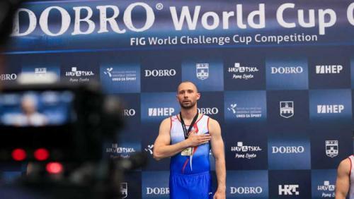Svjetski kup u Osijeku: Zlato za Seligmana | Domoljubni portal CM | Sport