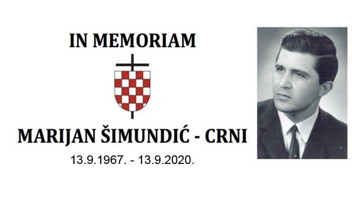 Ubojstvo Marijana Šimundića (13. rujna 1967.) | Domoljubni portal CM | Svijet kroz povijest