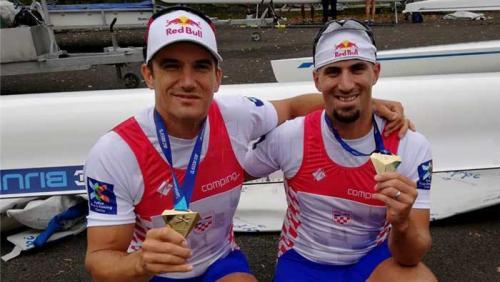 Martin i Valent Sinković europski prvaci | Domoljubni portal CM | Sport