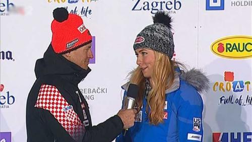 Wendy Holdener otvara sljemenski slalom | Domoljubni portal CM | Sport