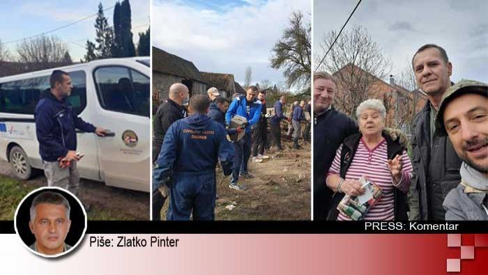 Mi u Hrvatskoj s ponosom možemo reći: Ne, nismo izgubili dušu i osjećaj za bližnje | Domoljubni portal CM | Press