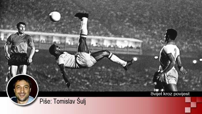 1. listopada 1977. - Pele se oprostio od nogometa | Domoljubni portal CM | Svijet kroz povijest