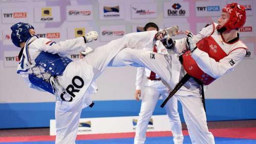 Taekwondo: Brečić osvojio zlato, Golec srebro na 4. WT President's Cupu | Domoljubni portal CM | Sport