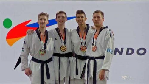 Hrvatska taekwondo reprezentacija ispisala povijest | Domoljubni portal CM | Sport