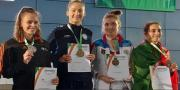 DUBLIN: Marija Štetić osvojila zlato na Prvenstvu Europe | Domoljubni portal CM | Sport