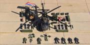 Hrvatska vojska odgovorila na izazov Tetris Challenge | Domoljubni portal CM | Press