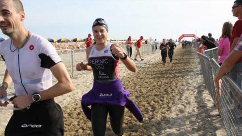 Zadranka Iva Perinić zaslužila titulu 'Ironman' | Domoljubni portal CM | Sport
