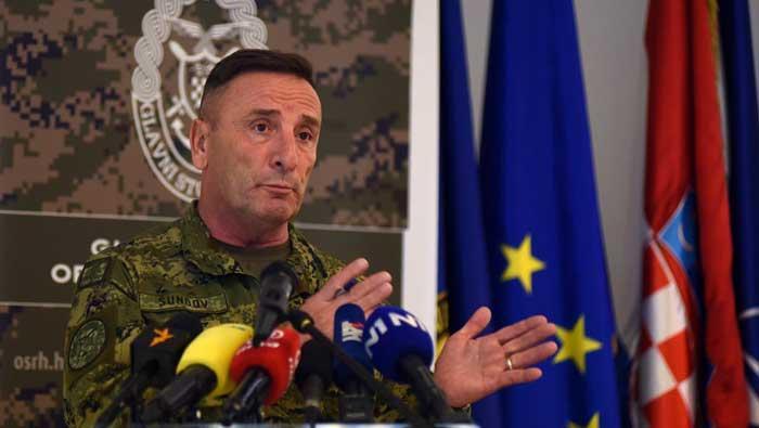 Oružane snage o provedbi vježbe 'Velebit 18 – združena snaga' | Domoljubni portal CM | Press