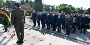Državni vrh položio vijence povodom Dana Hrvatske vojske