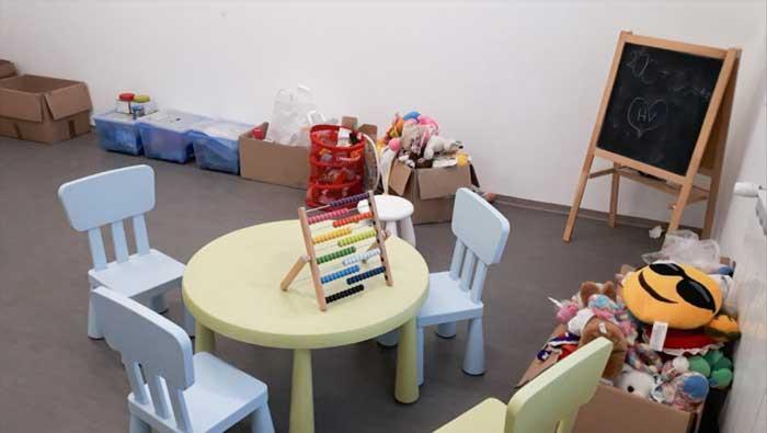 U vojarni u Petrinji organizirana dječja igraonica i duhovne obnove | Domoljubni portal CM | Press