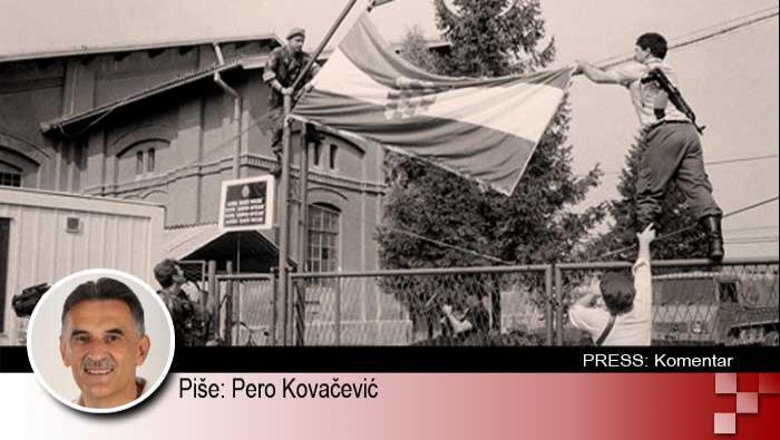 PERO KOVAČEVIĆ: 12. rujna 1991. započeli smo sa osvajanjem vojarni tzv. 'JNA'| Domoljubni portal CM | Press
