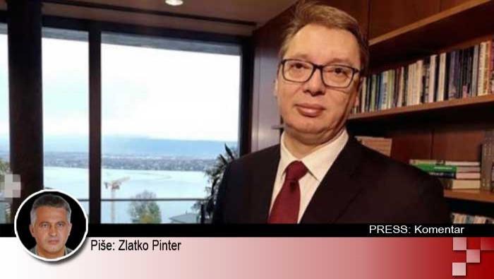 Zločinac Bratić i Vučić - četničko-bizantske smicalice i laži | Domoljubni portal CM | Press
