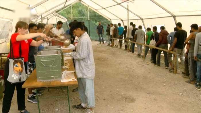 Humanitarna i sigurnosna kriza na granici BiH