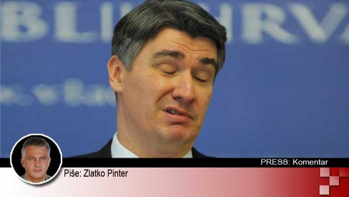 Slatina veličanstvenim skupom od 10 (deset) razdraganih osoba dočekala 'normalnog' predsjedničkog kandidata | Domoljubni portal CM | Press