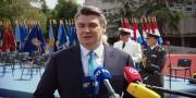 Skandalozna Milanovićeva 'čestitka' povodom Dana HV-a