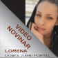 Video novinarka - Lorena