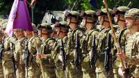 Pripadnici 4. HRVCON-a na obilježavanju Dana 15. mehanizirane brigade Giżycko | Domoljubni portal CM | Press