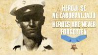 'S ponosom i SAD-a i Hrvatske sada možemo slaviti heroja Petra Tomića'