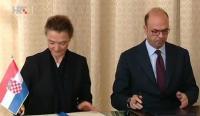Italija poduprla hrvatsko članstvo u Schengenu i OECD-u