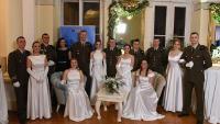 Kadeti Hrvatske vojske na svečanom balu u Varaždinu | Domoljubni portal CM | Press