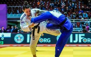 JUDO: Barbara Matić osvojila srebro na Masters turniru | Domoljubni portal CM | Sport