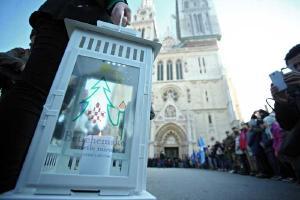 Betlehemsko svjetlo stiglo u Hrvatsku