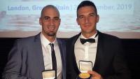 LONDON: Martin i Valent Sinković izabrani za najbolju mušku posadu 2019. | Domoljubni portal CM | Sport