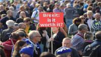 Deseci tisuća proeuropskih aktivista stigli u London tražeći novi referendum