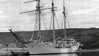 6. rujna 1933. - Školski brod Jadran | Hrvatska kroz povijest