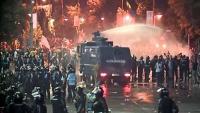 Prosvjed u Bukureštu izmaknuo kontroli