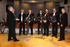 ŠVICARSKA: Chorus Croaticus poziva na 26. Večer prijateljstva   Domoljubni portal CM   Hrvati u svijetu