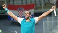 ...i još jedna pobjeda hrvatskih sportaša: Čilić svladao Đokovića! | Domoljubni portal CM | Sport