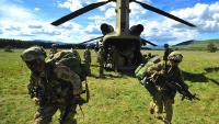 Imediate Response 19 - zračni desant | Domoljubni portal CM | Press