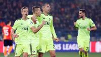 Liga prvaka: Dinamu bod iz Harkiva | Domoljubni portal CM | Sport