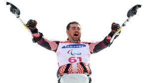 ZPOI: Dino Sokolović zlatni u slalomu! | Domoljubni portal CM | Sport