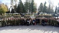 Doček 2. HRVCON-a iz NATO-ove aktivnosti u Poljskoj