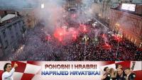 NOVI HEROJI NACIJE - sažetak jučerašnjeg veličanstvenog dočeka Vatrenih (+video)