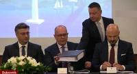 U Dubrovniku potpisan ugovor o izgradnji Pelješkog mosta